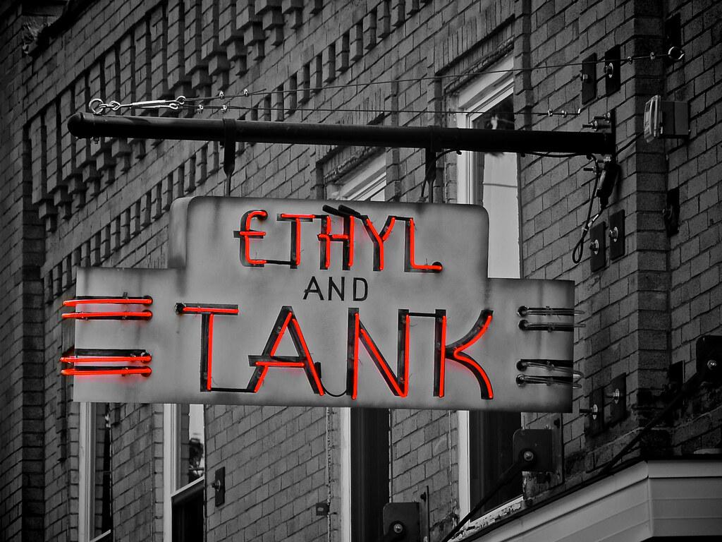 Beer Buckets at Ethyl & Tank