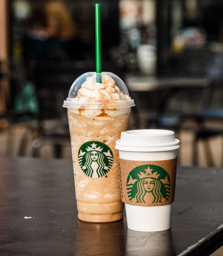 The Most Instagrammable Drinks From Starbucks