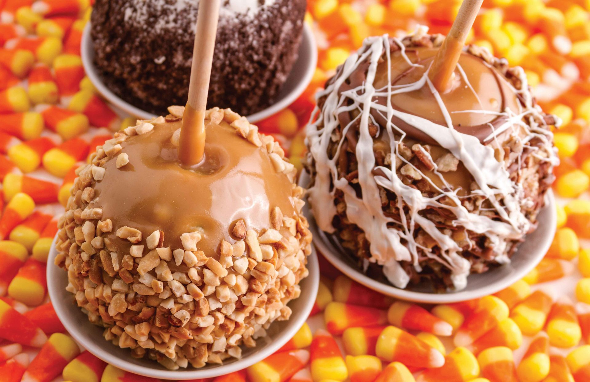 Apple Pie Candy Apple